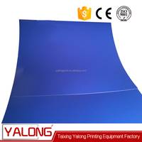 The same like agfa Amigo plate, Chemical free CTP plate