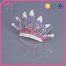 Good China A stone wholesale tiara crown for ladies