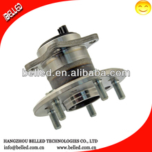 Wheel Hub Deep Groove Ball Bearing Motor Bearing