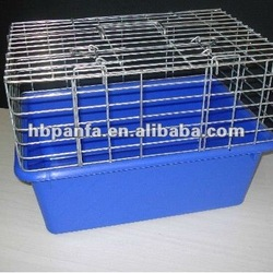 Cat Carry Cage - Commercial Std/solid strong handle