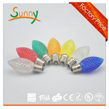 Super bright C7 hot sell led christmas lights wholesale