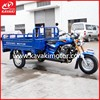 2015 Chinese 150cc Three Wheel Motorcycle New Hot Sale Blue Electric Start Tricycle