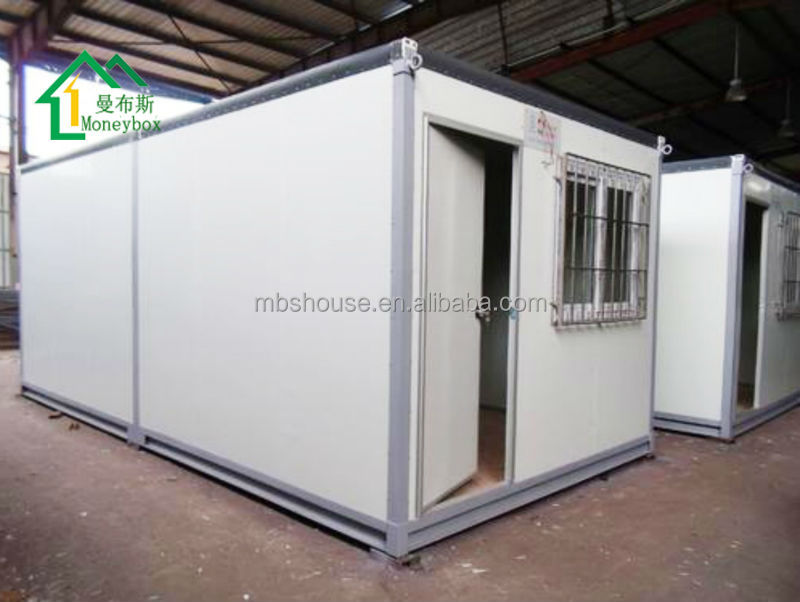 China Standard Prefab Container House For Sale Cost Saving Movable Prefabricated Container