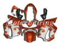 fairing kit cbr f4i for honda cbr 600 f4i motorcycle 2004 2005 2006 2007 cbr600 04-07 cbr600f4i cbr f4i bodykit orange silver
