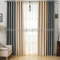 2014 new hot sale ready made curtain for women