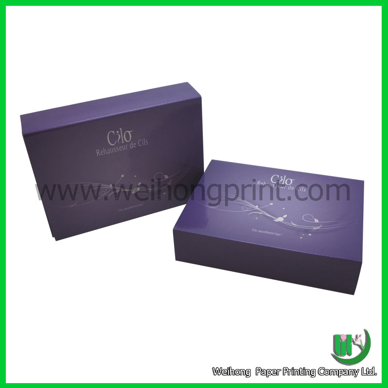 Low Price Printed Paper Box For Eyelash Grower Packaging - Buy Paper ...