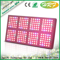 Hydroponics System 120w-600w Led Grow Lights With 3W Chip Led Lights Plant Grow Best For Growing, Flowering, Fruiting