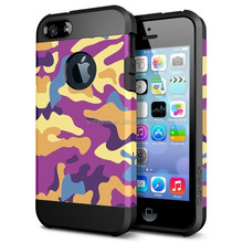 2015 New Products Colorful Slim Armor Case for iPhone 6 4.7 , PC+TPU Hybrid Case for iPhone 6 4.7