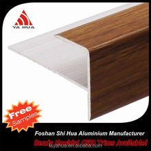 Mould fee refund easy to install aluminum step nosing