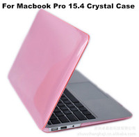 Crystal Hard Plastic Skin Case Cover for Macbook Pro 15'' Retina 15.4 inch Laptop Protector Shell Wholesale