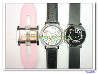 2013 Vogue quartz Hello kitty watch for lady girl woman ,hot watch gift for wholesale