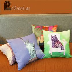 Custom Digital Printing Outdoor Sofa Cushion/ Cushion case /Custom cushion cover