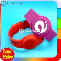 Factory Price Custom Waterproof Silicone Proximity Rfid Wristband