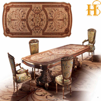 HS wood decals/water transfer decals/decorative decals for furniture