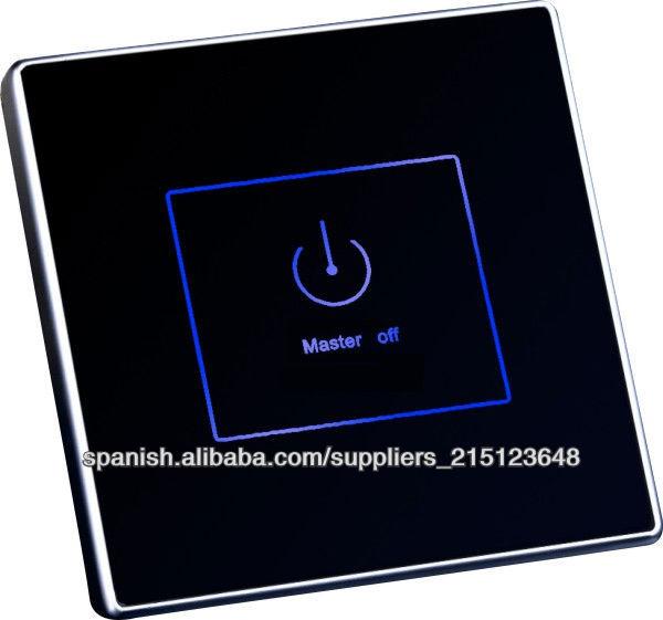 Interruptor de la luz de la pantalla t ctil - Modelos de interruptores de luz ...