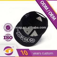 Good Quality Flat Brim Custom Washed Cotton Man Minion Sharp Kid Snapback Cap 2013