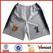 dye sublimation basketball shorts/custom team logo/number ect