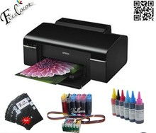A4 Photo / DVD / ID / PVC Card Printer T50 Printing Machine