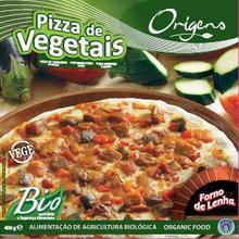 frozen vegetarian pizza