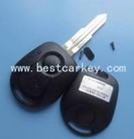 Factory price key fob shell for ssangyong remote key key ssangyong