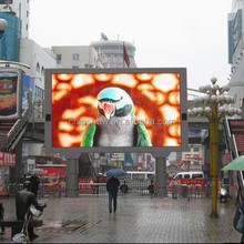 outdoor full color LED screen module with high resolution Manufacturer
