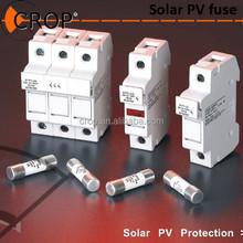 Solar PV protection Fuse Holder 1000V DC for gPV Fuse Link