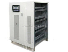 Three phase Low frequency online UPS GP33 series weight machine price