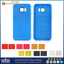 [GGIT] Mobile Phone Case for Samsung S6 Edge, Dot View Case Design