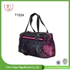 Cheap promotion bags travel high quality tote duffle bag travel luggage bag for lady
