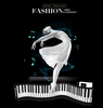 Musical instrument 88 keys roll up piano/foldable piano keyboard/flexible keyboard piano