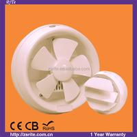 Round Exhaust fan/ventilating/Extractor fan/Window fan with shutter