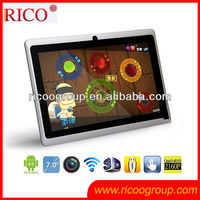 """Best Selling Cheap Tablet 7"""" Pc China Motherboard Wholesale MID q88 Tablets Dual Camera Tablet for kids china manufacture"""