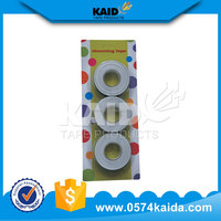 Free samples Large supply Factory supply widely used round foam tape