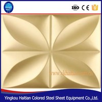 Applied to the 3d panel wall interior decoration
