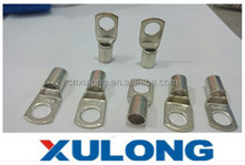 size for SC 50-10 spade battery terminal cable lug