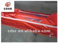 WGV1000 solid float PVC boom/oil spill boom/oil containment boom