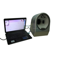 2014 High quality !portable skin analysis system a-one