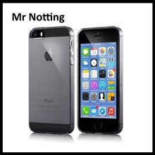 2015 silicon transparent phone case cover for iphone 5