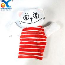 Custom Made Handmade Pussy cat Animal Soft Toy For Chiladren