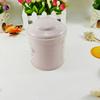 Wholesale round tea tin box tea tin container
