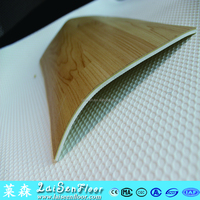 Availble colors indoor badminton flooring/basketball/volleyball carpet floor basketball court maple wood flooring