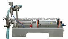 máquina de rellenar líquida neumática (máquina de dosificación de jabón, agua, aceite)