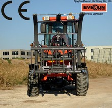 EVERUN China Floating Seal tires for skid steer loader