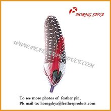 Feather Pin For Hat