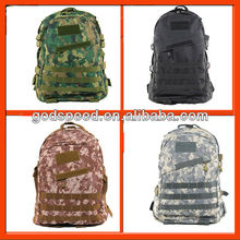 2015 Hot selling army backpack travelling/camping/hiking