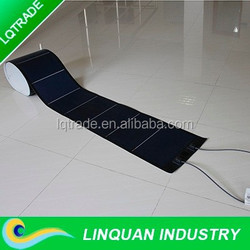 144W roof integrated membrane flexible solar panel