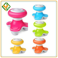 Mini electric massager,5 color massager for choice Free shipping to USA