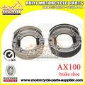 Peças para motos shineray peças para freio almofadas de freio
