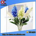 2014 nueva llegada baratos secado artificial de flores de glicina