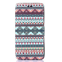 Attractive Style Pattern PU Leather Full Body Case with Stand for Xiaomi M4
